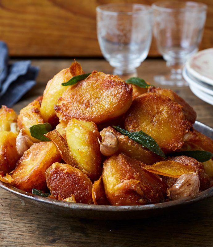 Ovnkartofler a la Jamie Oliver